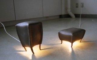 鋳銅照明具 −猫型・豚型−.jpg